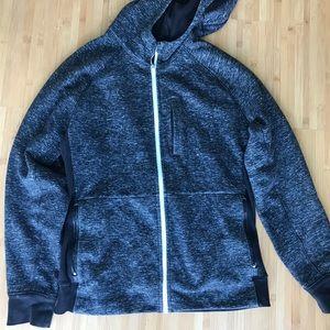 Lululemon men's hooded sweatshirt